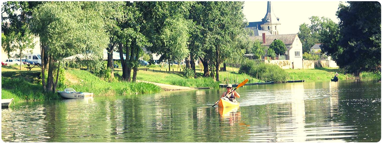 Le KIVIV au bord de l'eau