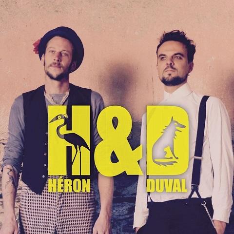 Héron&Duval à Briollay