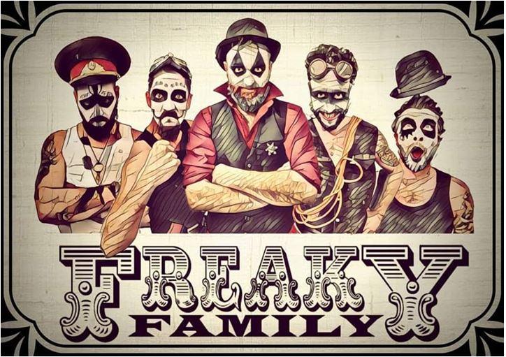 Freaky family au Kiviv
