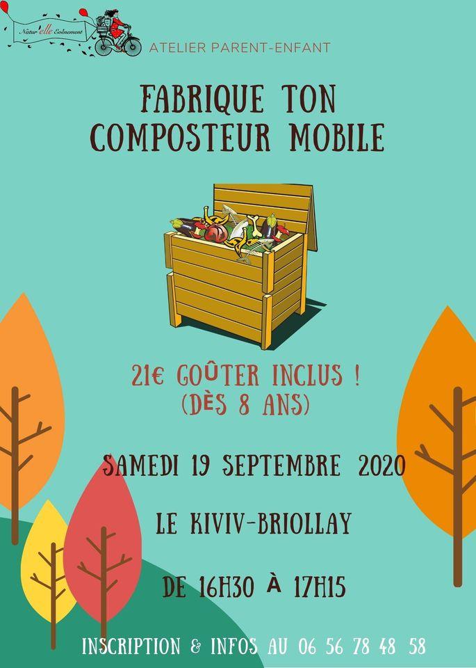 Composteur Mobile