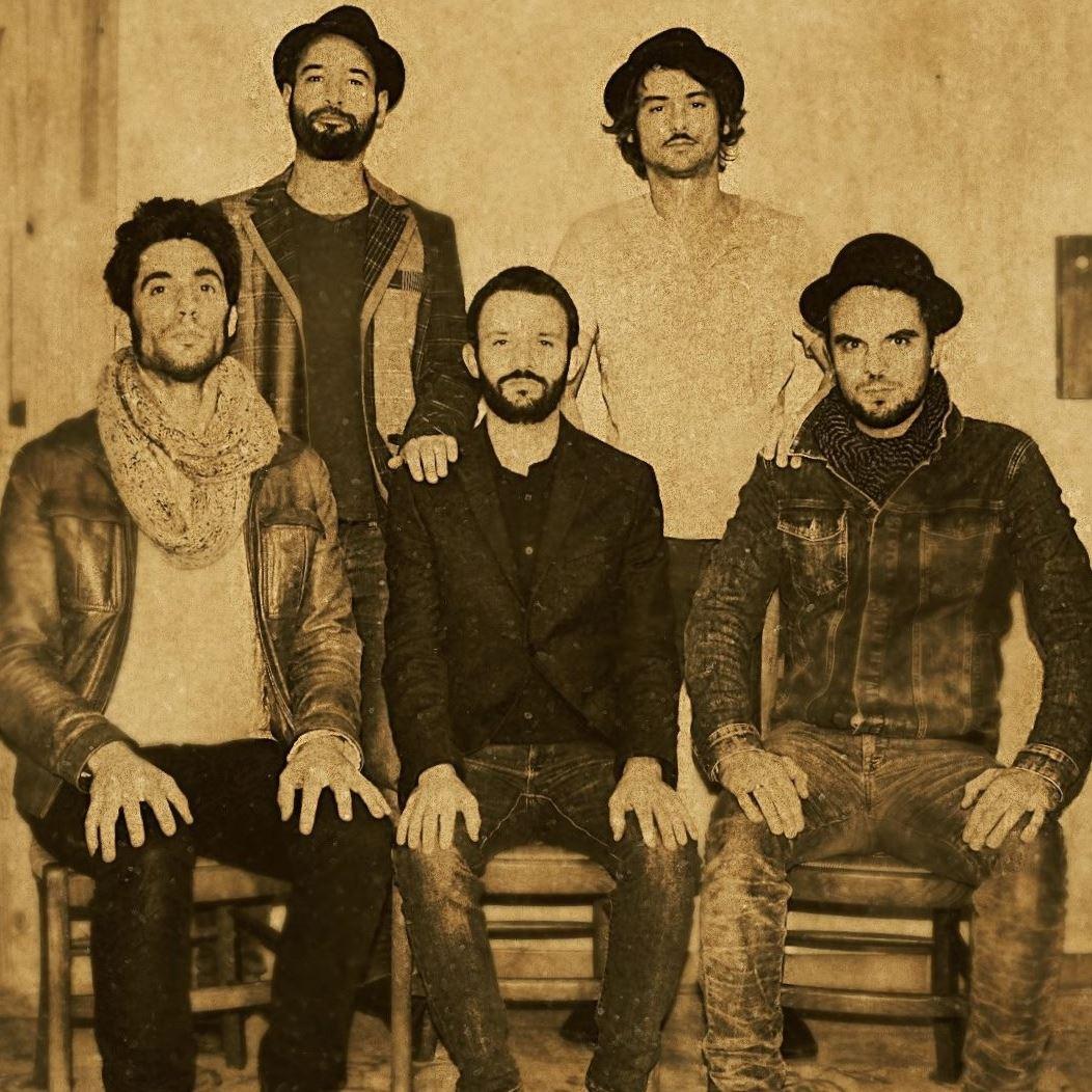 French Wild Gang concert le kiviv Briollay